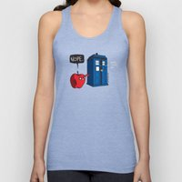 An Apple a Day Keeps the Doctor Away Unisex Tank Top