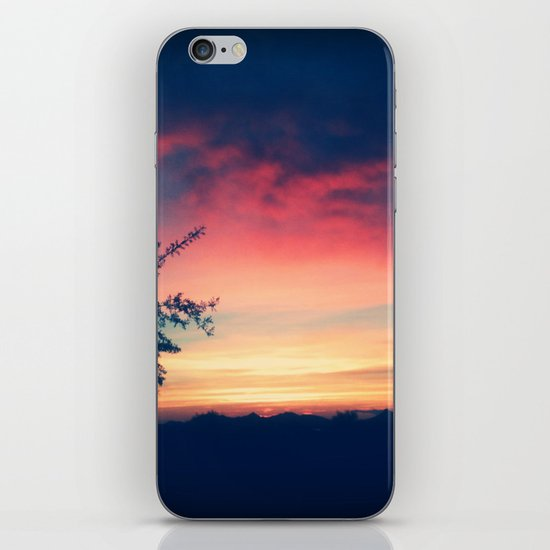 An Arizona Sunset iPhone & iPod Skin