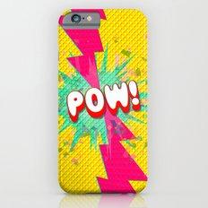 POW! iPhone 6s Slim Case