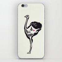 Ostrich - Animal Series iPhone & iPod Skin