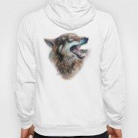 Wolf Smile Hoody