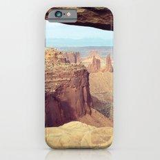 Canyonlands - Scenic Landscape Photo iPhone 6 Slim Case