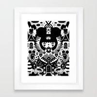 Nevaeh Framed Art Print