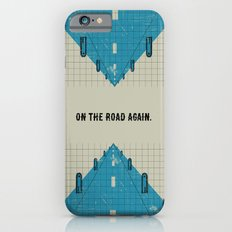 On the Road Again iPhone 6 Slim Case
