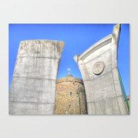 Reginald's Tower, Waterford City, Ireland Canvas Print