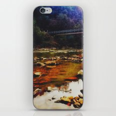 River Crossing iPhone & iPod Skin