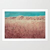 Nature Inspriation Art Print