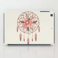 Floral Dreamcatcher iPad Case