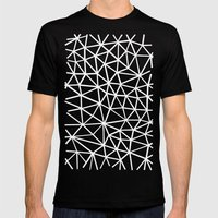Broken B Mens Fitted Tee Black SMALL