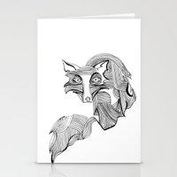 Reynard Fox Stationery Cards