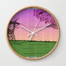 For Juliet Wall Clock