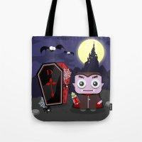 Halloween Sucka! Tote Bag