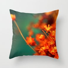 The Piper is Calling Throw Pillow