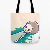 A Little Star Tote Bag