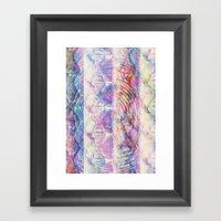 The Sonic Recreation Of … Framed Art Print