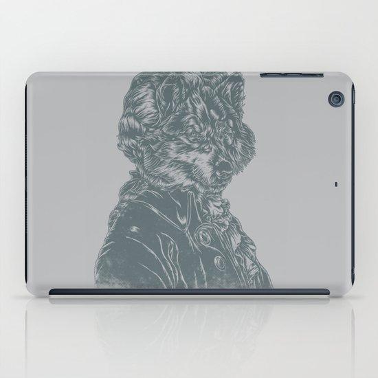 Wolf Amadeus Mozart iPad Case