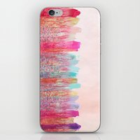Chaos Over Simplicity iPhone & iPod Skin