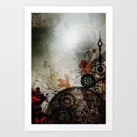 Memories Unlocked Art Print