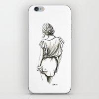 Forever Lovely iPhone & iPod Skin