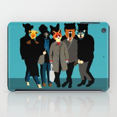 The gang iPad Case