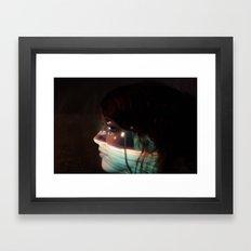 Highway Emma Framed Art Print