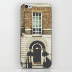 London Facade  iPhone & iPod Skin