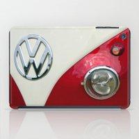 VW T2 Split Screen iPad Case