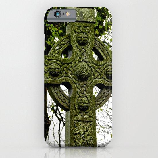 Celtic Cross at Monasterboice iPhone & iPod Case