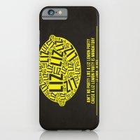 30 rock - liz lemon iPhone 6 Slim Case