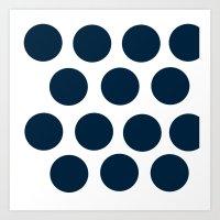 CircleCircle Art Print