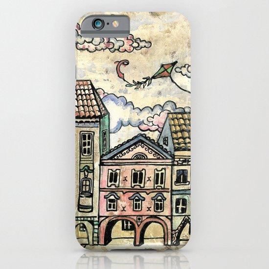 """Danish houses"" iPhone & iPod Case"