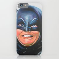 iPhone & iPod Case featuring Hnnghman by Hillary White