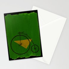 confidant III. (penny-farthing) Stationery Cards