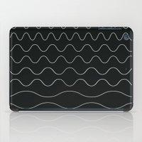 between waves iPad Case