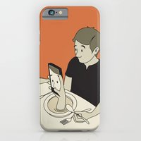 iPhone & iPod Case featuring Foodporn by Inksider