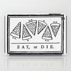 Eat, or Die iPad Case