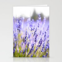 Lavenders Stationery Cards