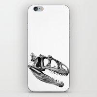 Allosaurus iPhone & iPod Skin