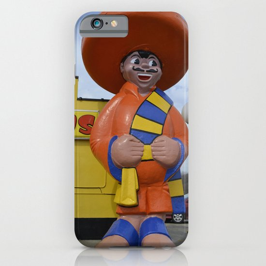 South of the Border iPhone & iPod Case