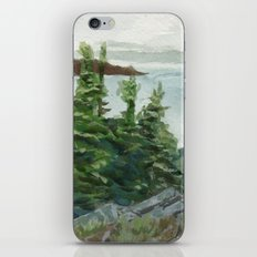 Lobster Cove Head Lighthouse iPhone & iPod Skin