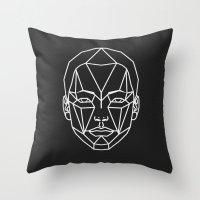 SMBG81 Throw Pillow