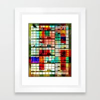 Our Building Framed Art Print