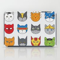 Super Cats iPad Case