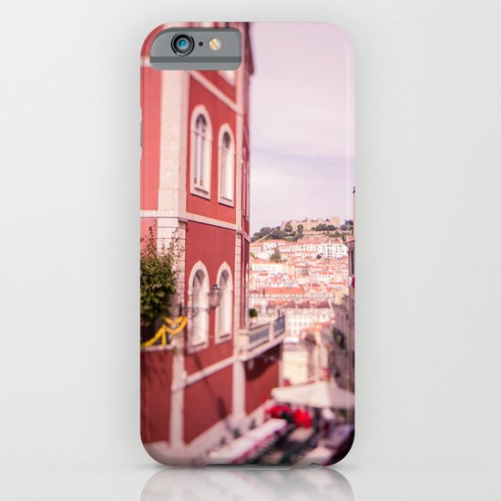 Summer in Lisbon iPhone & iPod Case