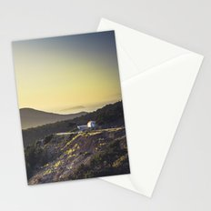 In solitude Stationery Cards