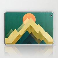 Gold Peak Laptop & iPad Skin