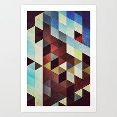 myyvv rydyxx Art Print