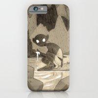 iPhone & iPod Case featuring Gollum by Erik Krenz