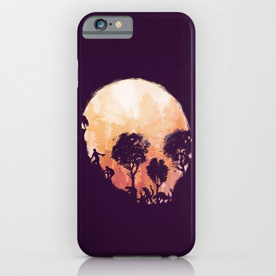 Last Stand : Daylight horror iPhone & iPod Case