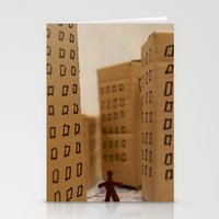 Urban Life Neurosis Stationery Cards